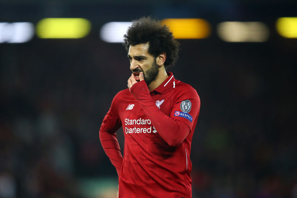 Michael Owen and Steve McManaman rate Mohamed Salah's performance in Liverpool's win over Porto