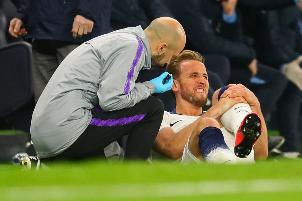 Mauricio Pochettino delivers mixed injury update on Harry Kane and Dele Alli