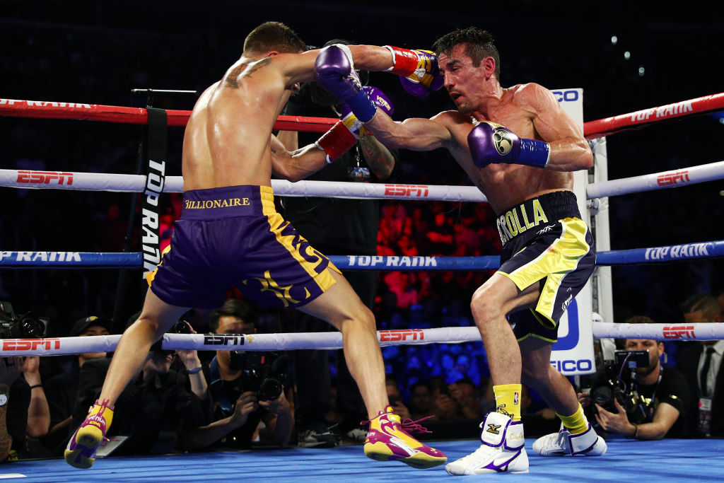 Anthony Crolla weighs up retirement after knockout defeat to Vasyl Lomachenko