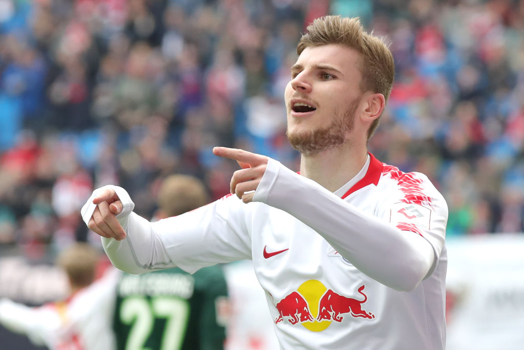 RB Leipzig chief opens door to Timo Werner exit amid Liverpool and Bayern Munich interest