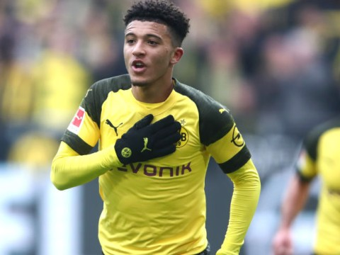 Manchester City determined to stop Jadon Sancho completing Manchester United transfer