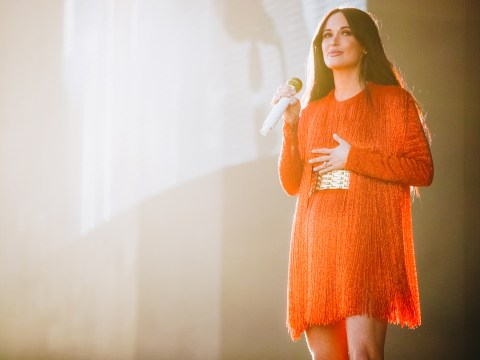 Kacey Musgraves swears at Coachella crowd as 'yeehaw' chant goes spectacularly wrong