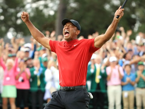 The Masters: Tiger Woods completes incredible comeback to win 15th Major at Augusta
