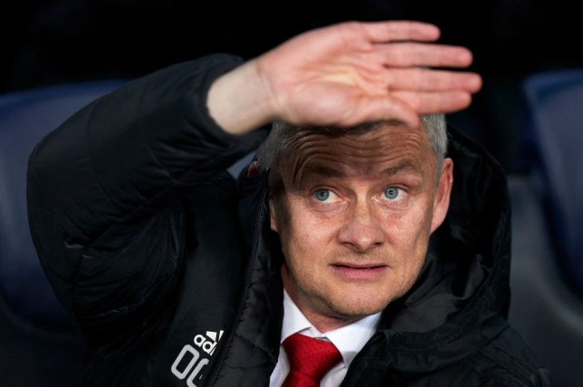 Ole Gunnar Solskjaer wants to bolster his Manchester United squad