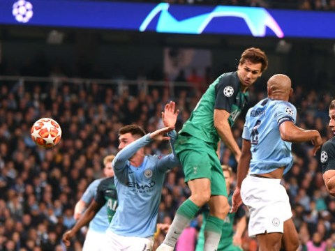 Rio Ferdinand claims Fernando Llorente's winner against Man City was a handball