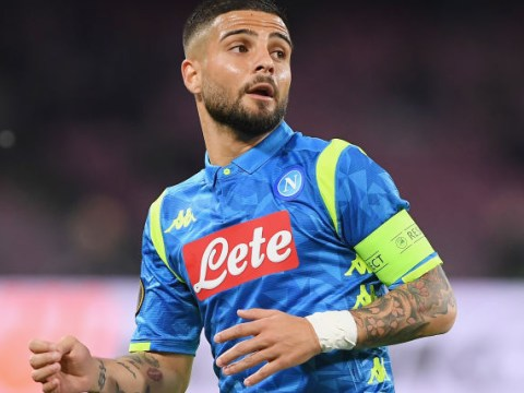 Lorenzo Insigne would prefer Chelsea transfer over Liverpool switch
