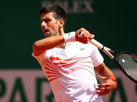Novak Djokovic out of the Monte Carlo Masters as Daniil Medvedev springs shock