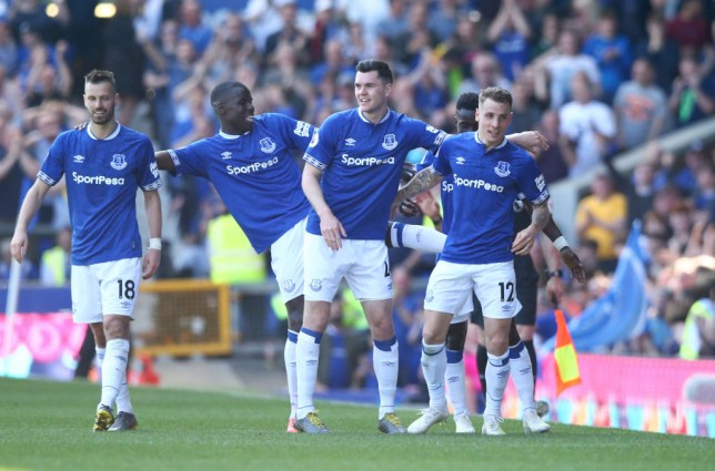 Everton humiliated Manchester United at Goodison Park