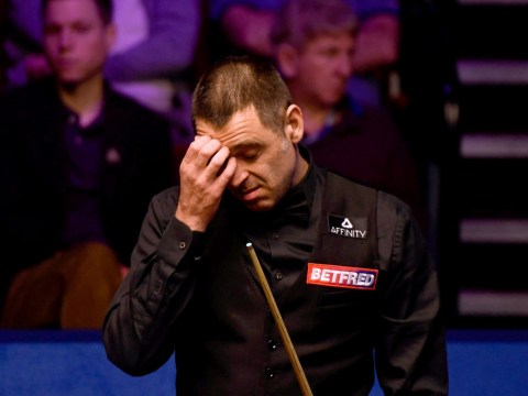 Ronnie O'Sullivan will never break Stephen Hendry's World Championship record, says Steve Davis