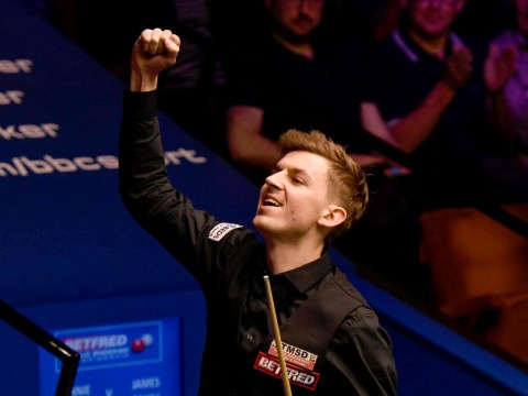 Peter Ebdon explains why James Cahill can keep Snooker World Championship run going