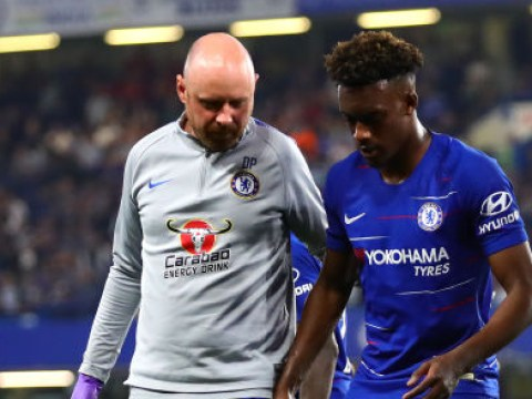 Chelsea issue issue injury update on Callum Hudson-Odoi following Burnley draw