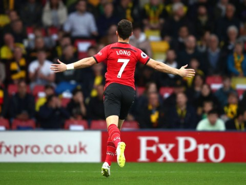 Shane Long sets record with fastest goal in Premier League history for Southampton against Watford