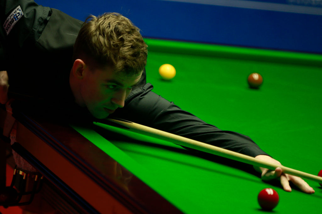 James Cahill reveals bizarre drink driving story involving Stephen Hendry's son