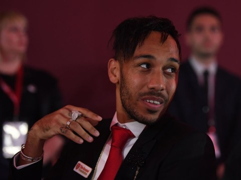 Arsenal provide injury updates on Pierre-Emerick Aubameyang and Aaron Ramsey ahead of Leicester City clash