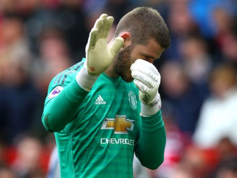 Manchester United boss Ole Gunnar Solskjaer must drop David De Gea, says Ian Wright