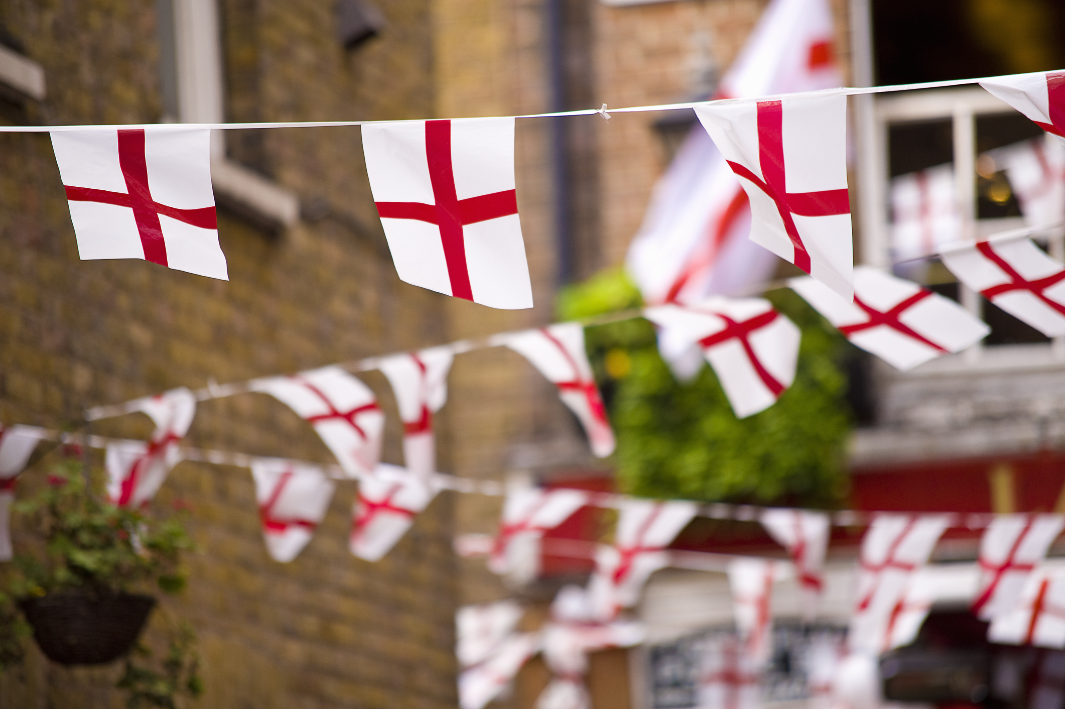 When is St George's Day 2019 and is it a Bank Holiday?