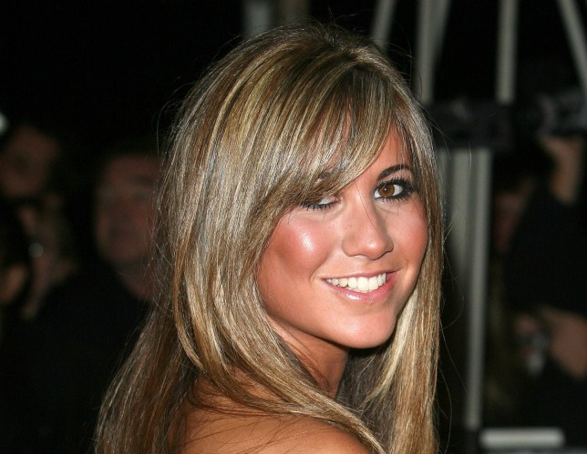 Ciara Janson who played Nicole Owen in Hollyoaks