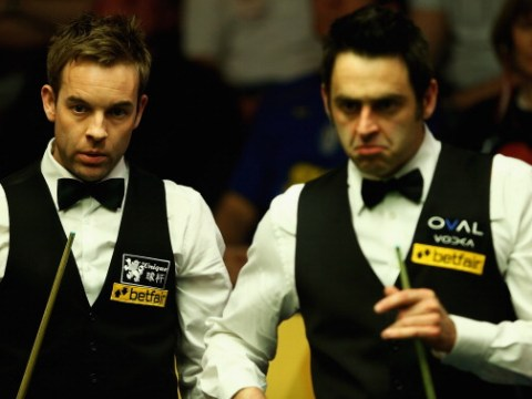 Ali Carter explains how Ronnie O'Sullivan beef was put to bed after World Championship row