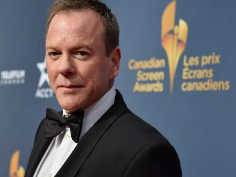 Kiefer Sutherland to star in TV adaptation of Harrison Ford classic The Fugitive