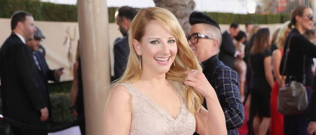 The Big Bang Theory's Melissa Rauch announces birth of son Brooks