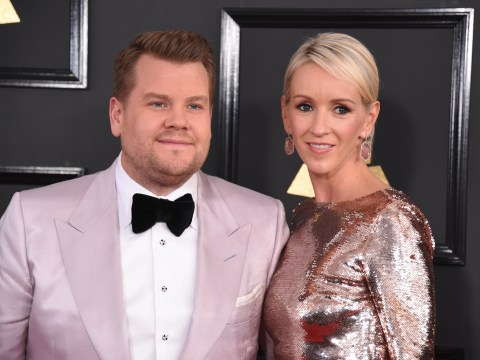 James Corden's wife Julia Carey has never seen Gavin and Stacey and we're shaken to the core