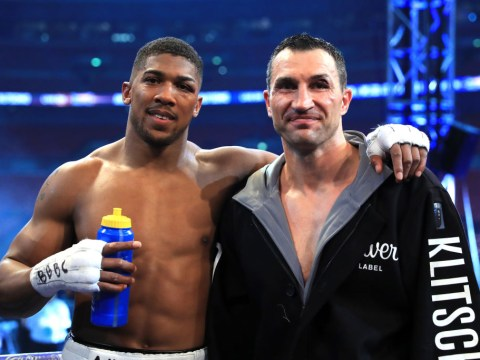Wladimir Klitschko drops huge comeback hint with new Anthony Joshua opponent set to be named