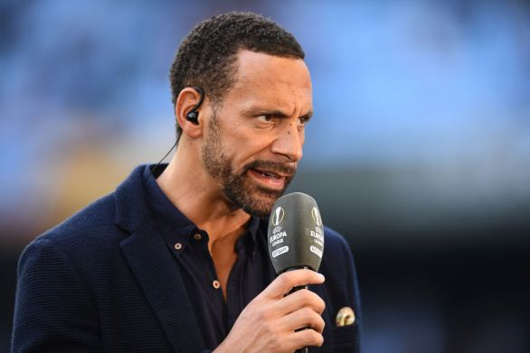 Louis van Gaal aims digs at Rio Ferdinand