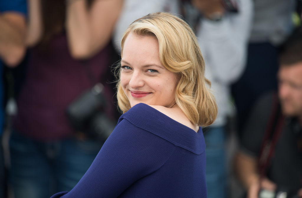 Elisabeth Moss says Scientology's anti-LGBTQ writings 'are not my bag' but defends religion