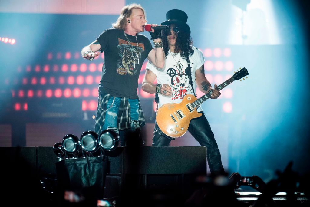 Guns N' Roses confirmed for Louder Than Life festival as fans beg for new music