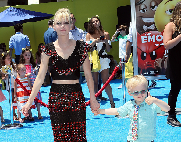 Anna Faris admits feeling 'guilt' to be perfect mum to son Jack but luckily he's a 'sweet kid'