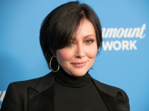 Shannen Doherty feels 'lucky to be alive every day' after cancer battle