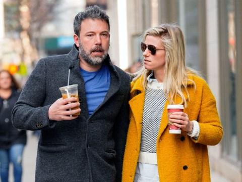 Ben Affeck and Lindsay Shookus split two months after rekindling their romance