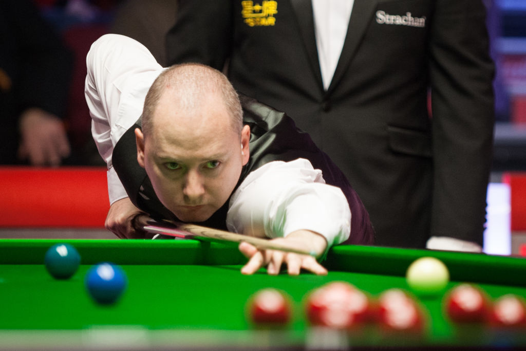 John Parrott picks out 'massive' match in Snooker World Championship draw