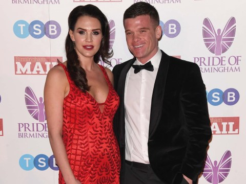 Danielle Lloyd marries Michael O'Neill in secret Dubai ceremony after two-year engagement