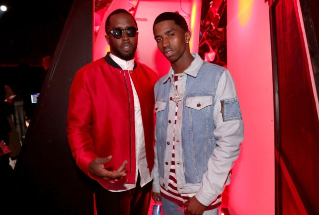 P Diddy's son Christian Combs 'injured in car crash' on Sunset Boulevard