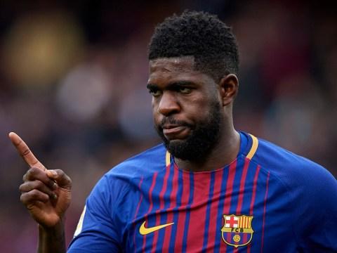 Barcelona send warning to Arsenal over Samuel Umtiti transfer