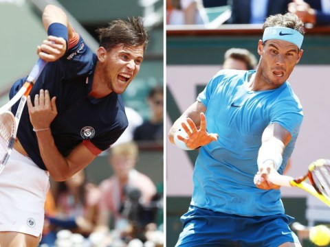 Dominic Thiem names the 'serious' challengers for Rafael Nadal on clay