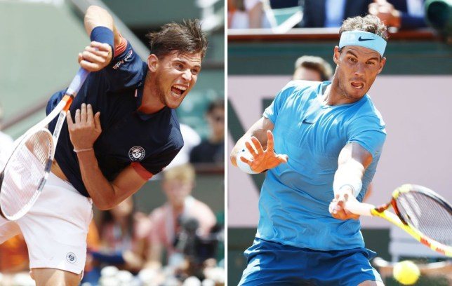 Federer? Djokovic? Thiem names the 'serious' challengers for Nadal on clay