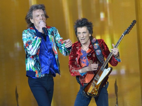 Ronnie Wood says Mick Jagger is 'feeling great' after undergoing heart surgery