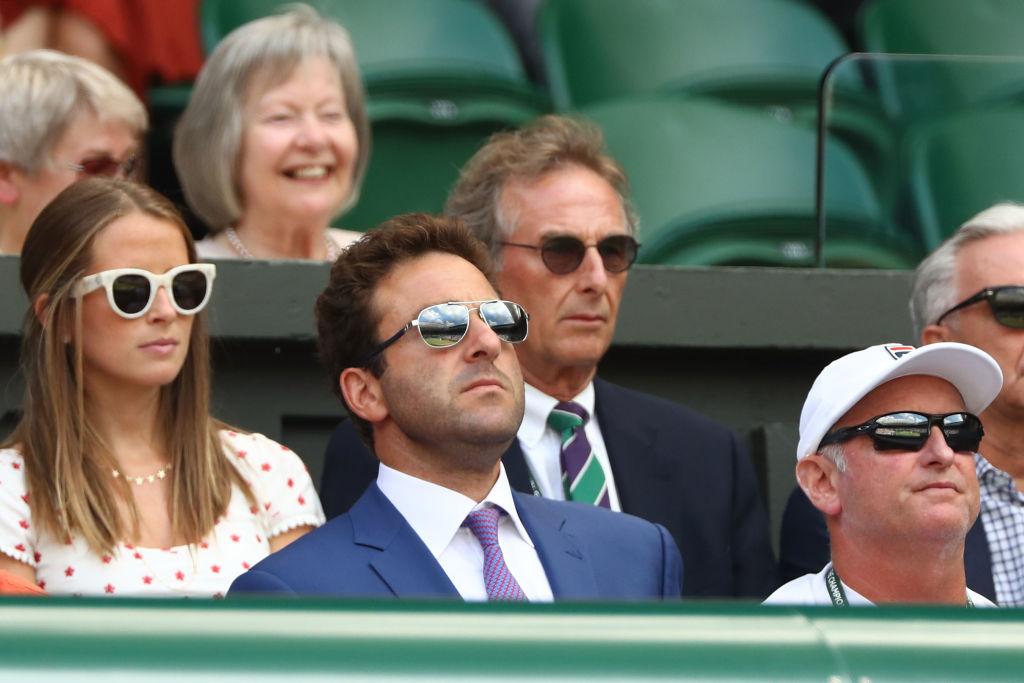 Gimelstob won't be invited to Wimbledon