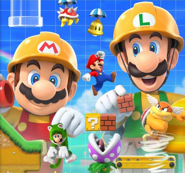 Super Mario Maker 2 - not out till after E3