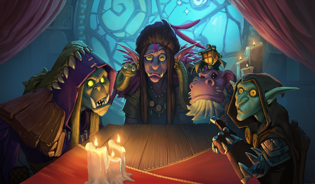 Hearthstone Rise of Shadows release time and what to expect