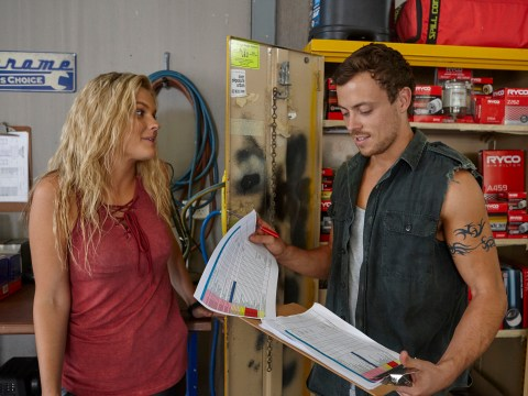 Home and Away spoilers: Ziggy and Dean spend a passionate night together?