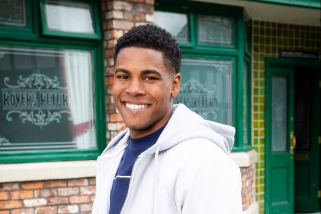 Jame Graham, who plays James Bailey in Coronation Street