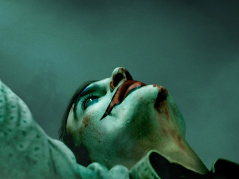 DC reveals first poster for Joaquin Phoenix's Joker and we're already creeped out