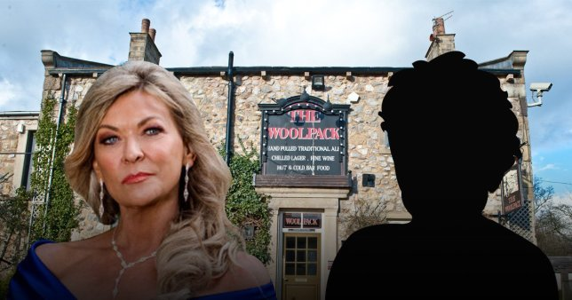 Emmerdale spoilers: Huge hint at James Tate return as Graham Foster blackmails Kim Tate