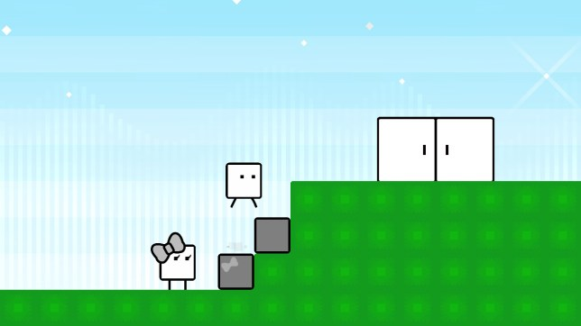 BoxBoy! + BoxGirl! (NS) - number four in the trilogy