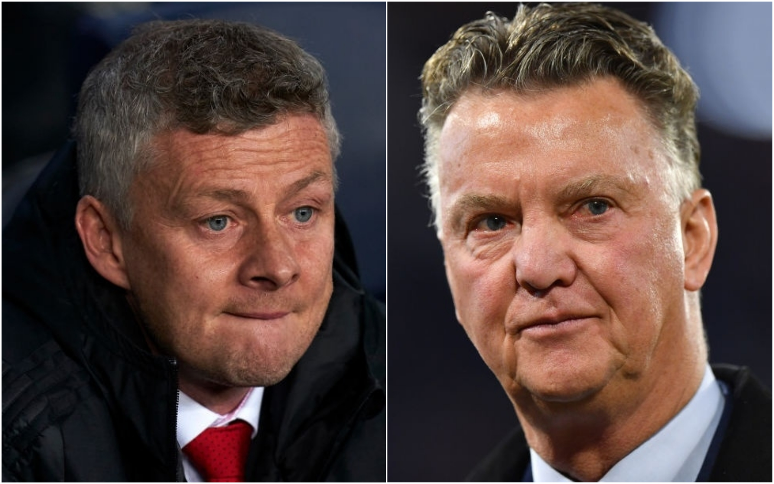 Louis van Gaal slams Ole Gunnar Solskjaer tactics after Manchester United's defeat to Barcelona