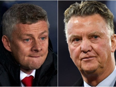 Louis van Gaal slams Ole Gunnar Solskjaer tactics after Manchester United's defeat to Barcelona