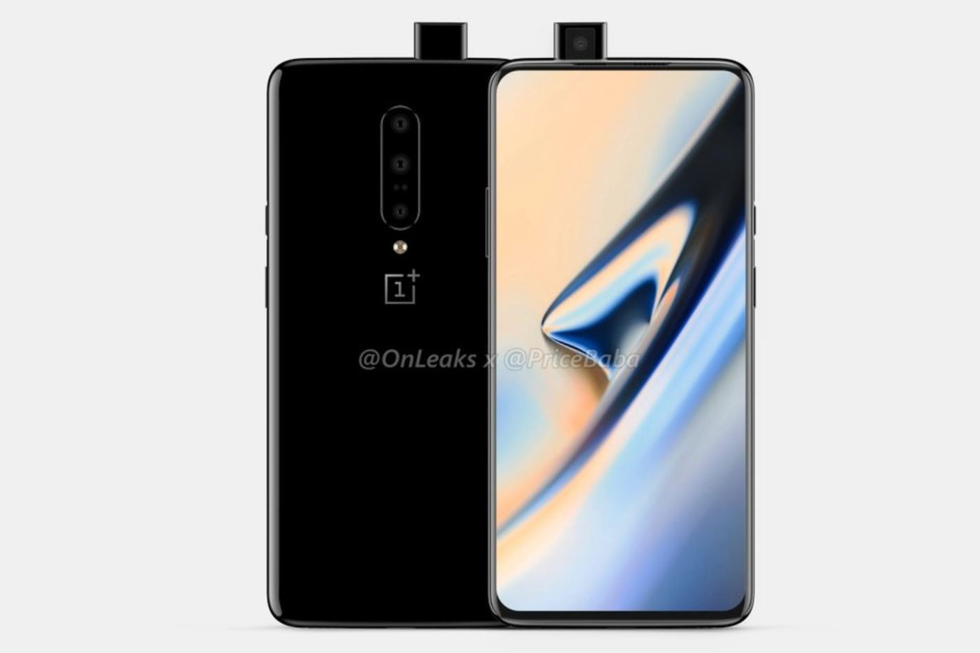 OnePlus 7 release date seemingly confirmed as next month
